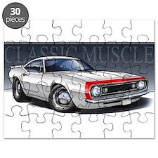 67 White R Puzzle