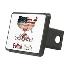 American Polish Roots Hitch Cover