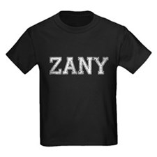 ZANY, Vintage T
