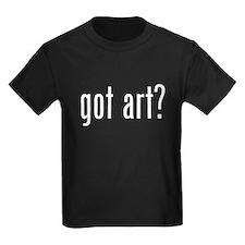 Got Art? T