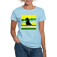 Green vulture T-Shirt