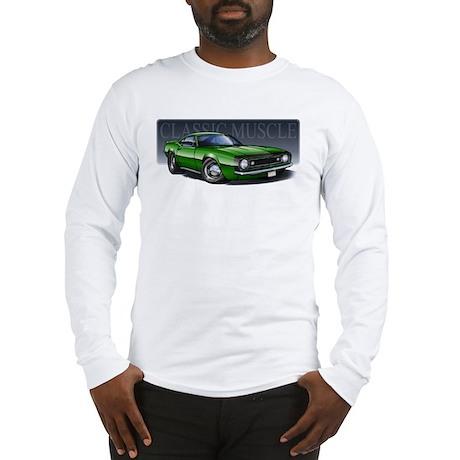 67 Green B Long Sleeve T-Shirt
