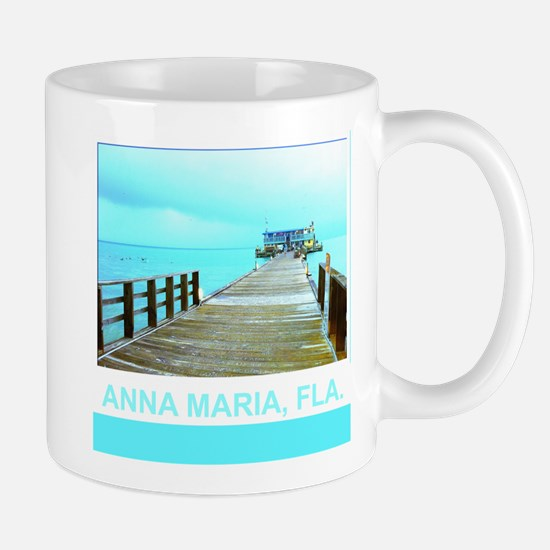 Cool Rod & Reel Pier Mug