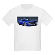 67 Blue Camaro B T-Shirt