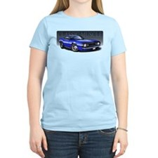 67 Blue Camaro B T-Shirt