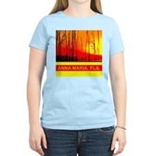Red sea oats on Anna Maria Island T-Shirt