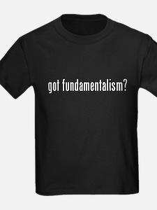 Got Fundamentalism? T