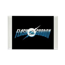"Michael ""Flash"" Gordon Rectangle Magnet"
