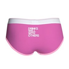 Drinks Well With Others Women's Boy Brief