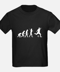 Soccer, Evolved To Play, T