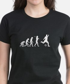 Soccer, Evolved To Play, Tee