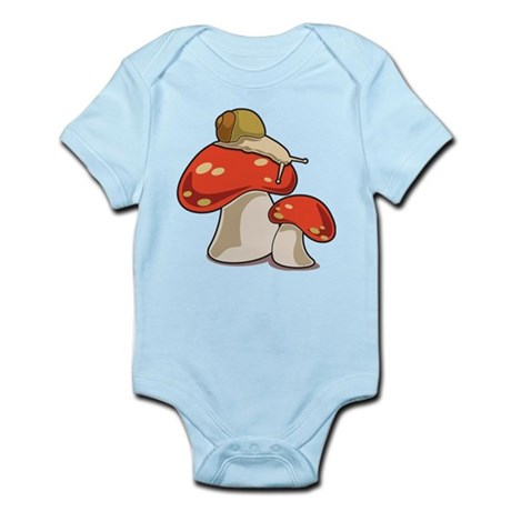 Snail Infant Bodysuit