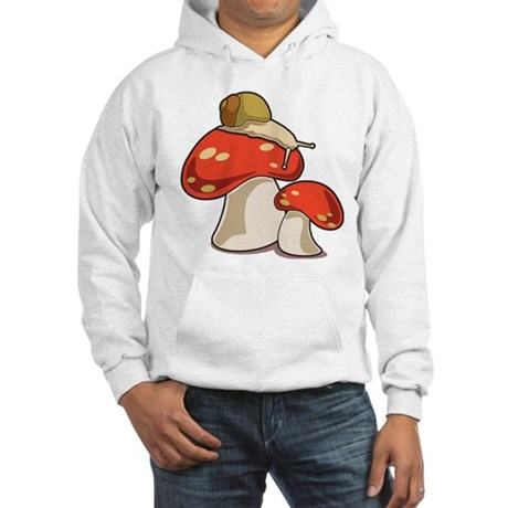 Snail Hooded Sweatshirt