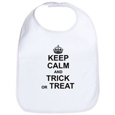 Keep Calm - Trick or Treat Bib