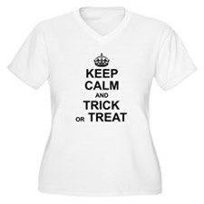 Keep Calm - Trick or Treat T-Shirt