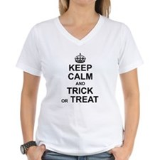 Keep Calm - Trick or Treat Shirt