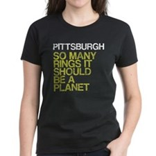 Pittsburgh PLANET, vintage, Tee