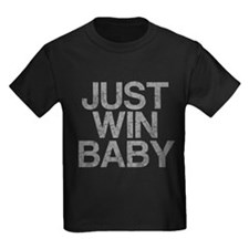 JUST WIN BABY, Vintage, T