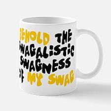 Swagness of Swag T-shirt Mug