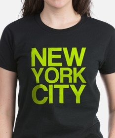 NEW YORK CITY, Fluorescent, Tee