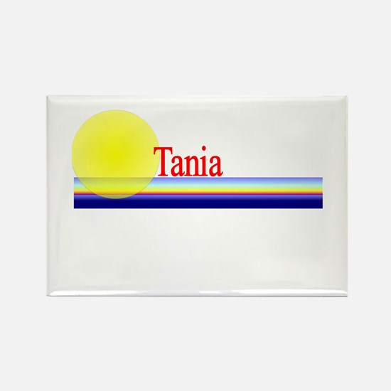 Tania Rectangle Magnet