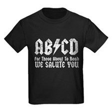 ABCD, We Salute You, T