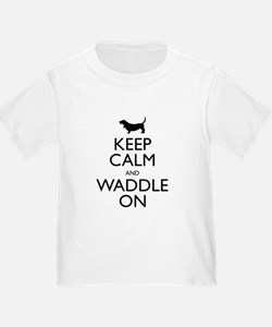 Keep Calm and Waddle On T