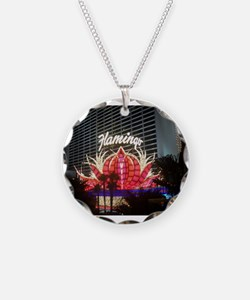 Flamingo Hotel Las Vegas Necklace