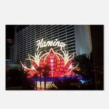 Las Vegas Flamingo Hotel Postcards (Package of 8)