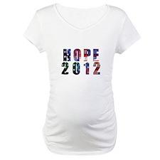Hope 2012 Shirt