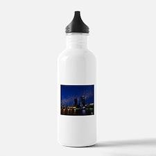 Lights in the Night GR 9-28-12 Water Bottle