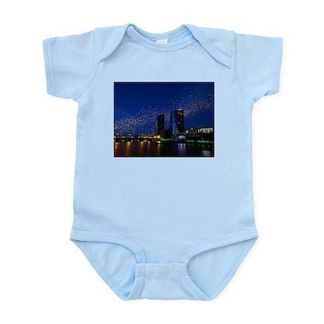 Lights in the Night GR 9-28-12 Infant Bodysuit