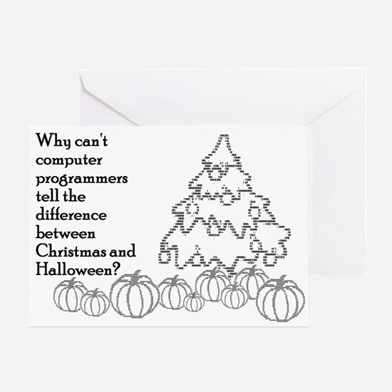 Christween / Hallowmas Greeting Card