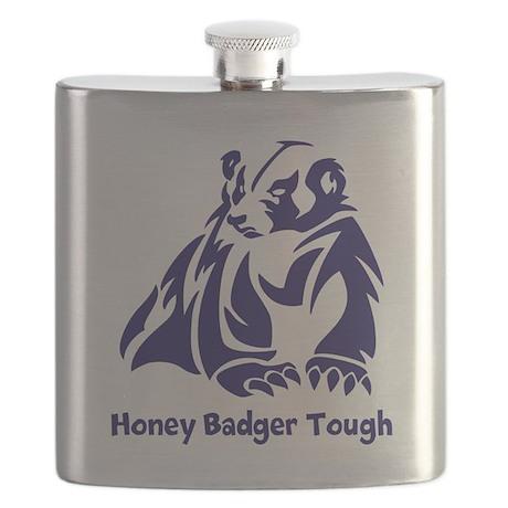 Honey Badger Tough Flask