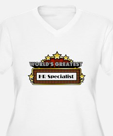 World's Greatest HR Specialist T-Shirt