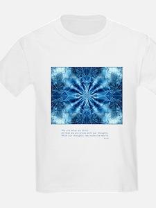 Buddha Think Quote T-Shirt