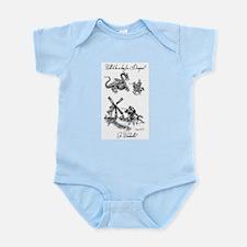 Dragons or Windmills Infant Bodysuit