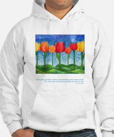 Grandest Visions Quote Hoodie