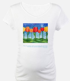 Grandest Visions Quote Shirt
