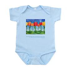 Grandest Visions Quote Infant Bodysuit