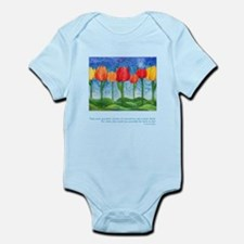Grandest Visions Quote Infant Bodysuit