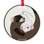 yin-Yang Round Ornament