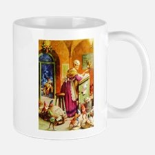 Mrs. Claus & The Elves at the North Pol Mug