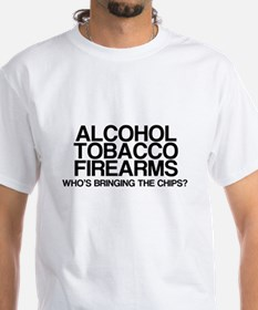 ATF, Whos Bringing The Chips? Shirt