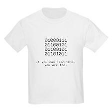Nerd, Binary T-Shirt