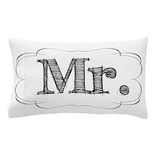 mr.png Pillow Case