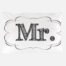 mr.png Pillow Case
