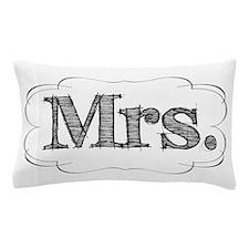 mrs.png Pillow Case