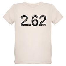 2.62, Marathon Parody, Aged T-Shirt