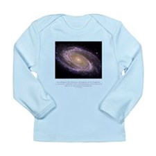Everything is Conscious Quote Long Sleeve Infant T